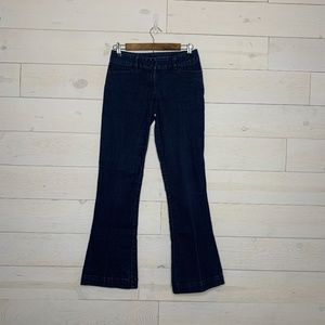 The Limited Denim Fit & Flare 678